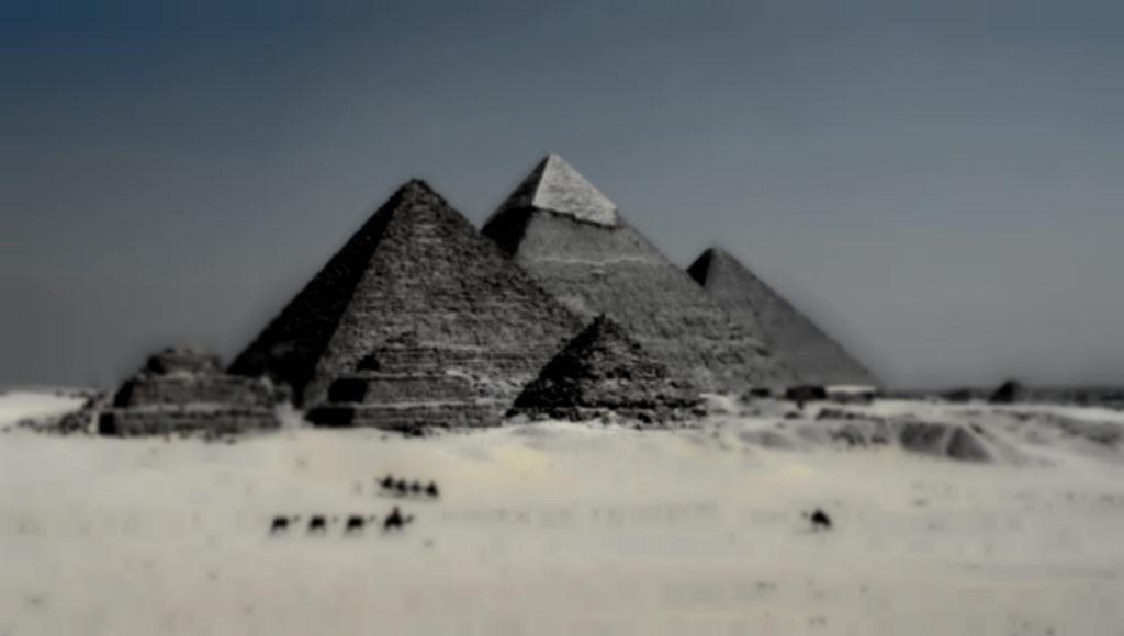 Black Pyramid Origin