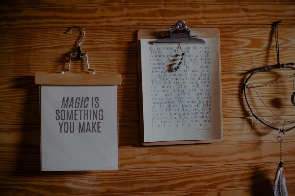 Magic - A Poem by Nitin