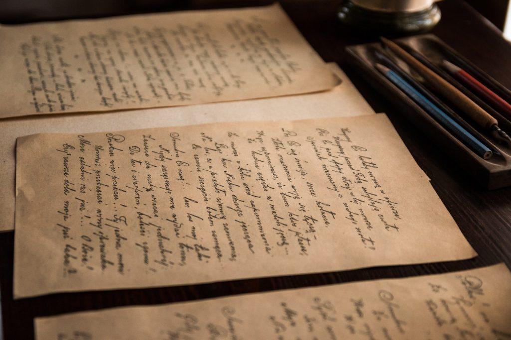 A Poet's Letter - Poem - NitinNairWrites